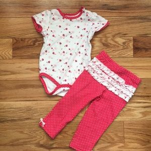 Strawberry outfit
